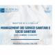 Master Management dei Servizi Sanitari e Sociosanitari